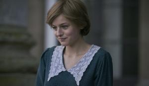 """אמה קורין בדמותה של הנסיכה דיאנה בעונה החדשה של """"הכתר"""". סיפור טרגי"""
