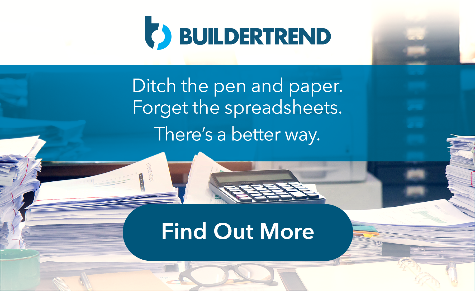 ditch the pen and paper - forget the spreadsheets - there's a better way