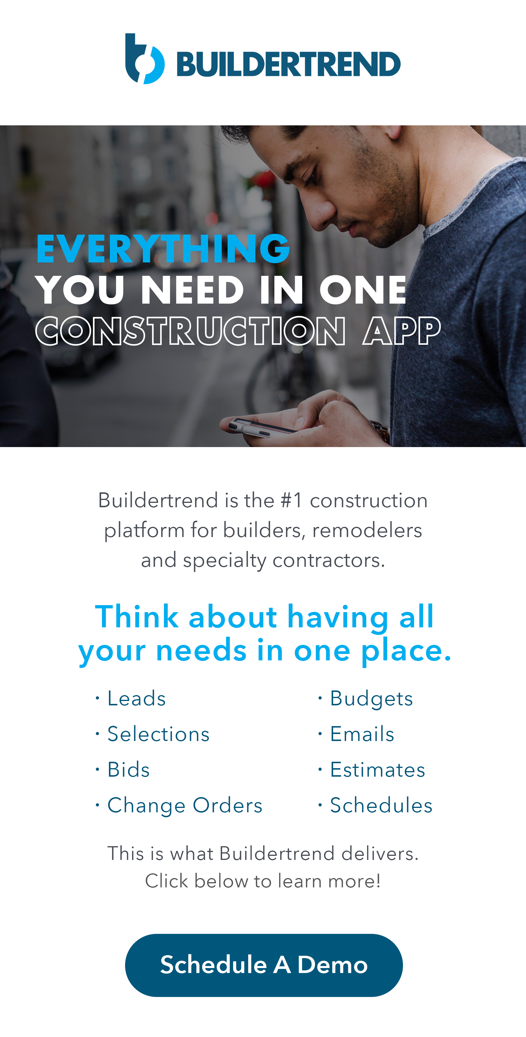everything you need in one construction app