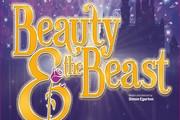 Beauty & the Beast Key Theatre Logo
