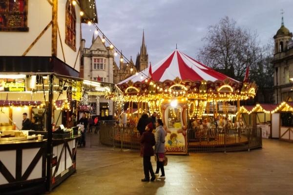 Christmas Market Newsletter Image