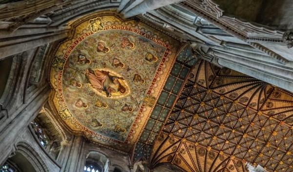 Peterborough Cathedral Interior Image