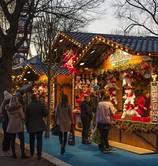 Peterborough Christmas Market Image