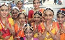 Diwali Festival - Dancers