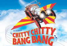 Chitty Chitty Bang Bang Poster - The Cresset