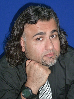 headshot of client Majid Khan