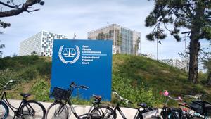 image of the international criminal court