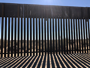 image of u.s.-mexico border wall