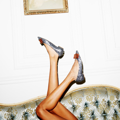 Andrew Woffinden Legs Hang Down | London