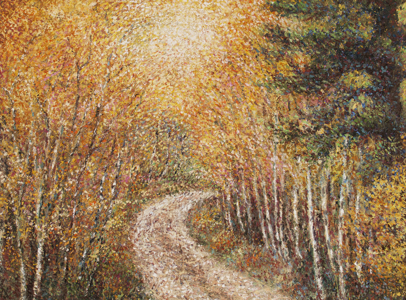 Diana Torje Autumn Forest