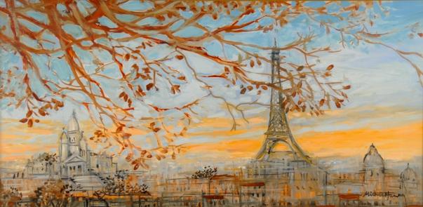 Michel-Henry Paris panorama