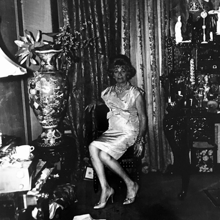 Diane Arbus A Widow in Her Bedroom, 55th St, NYC