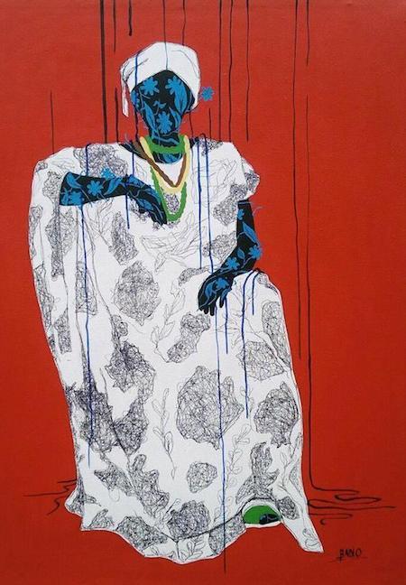 Moustapha Baïdi Oumarou - Les femmes qui nous entourent