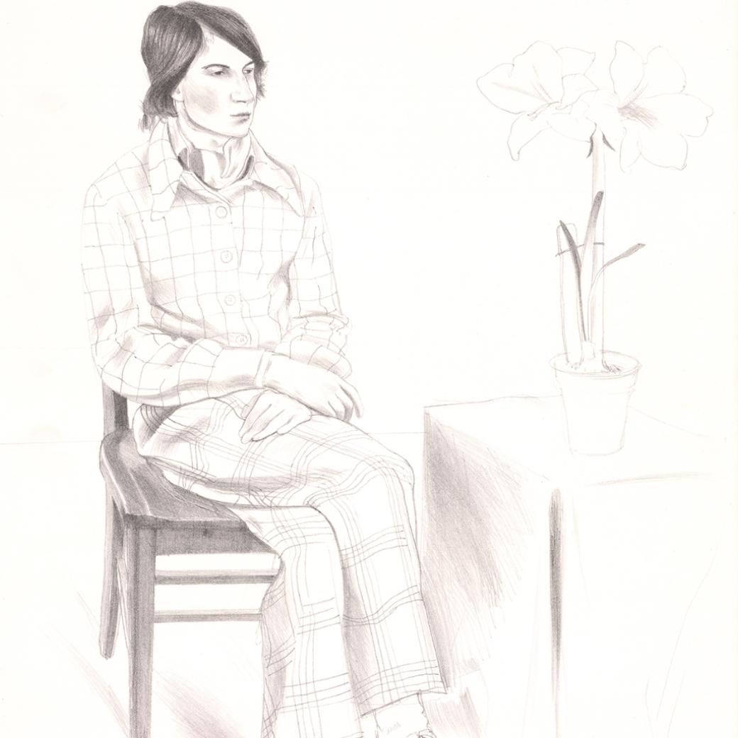 David Hockney Yves Marie