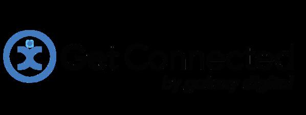 Get Connected by Galaxy Digital Logo