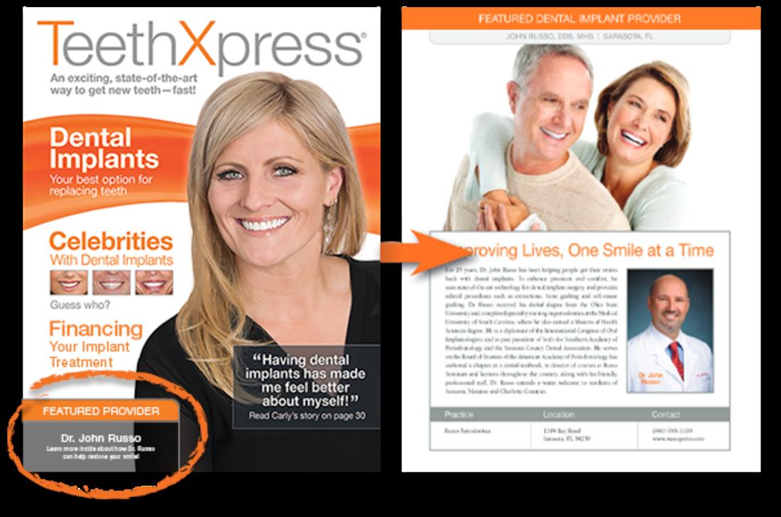 TeethXpress magazine