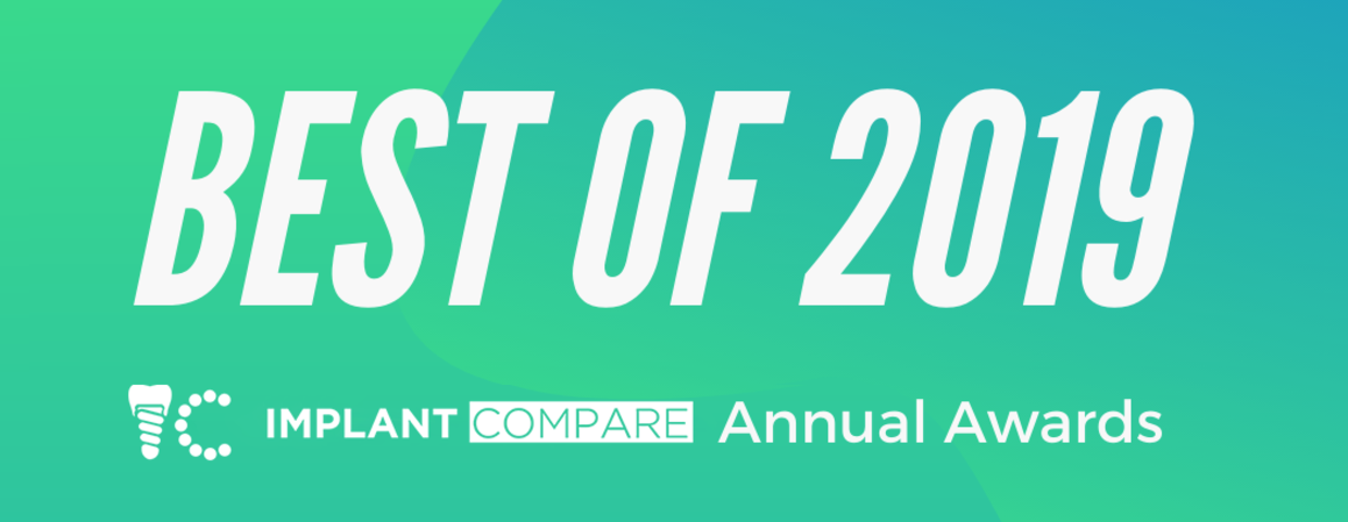 Best of 2019 - Implant Compare Annual Awards