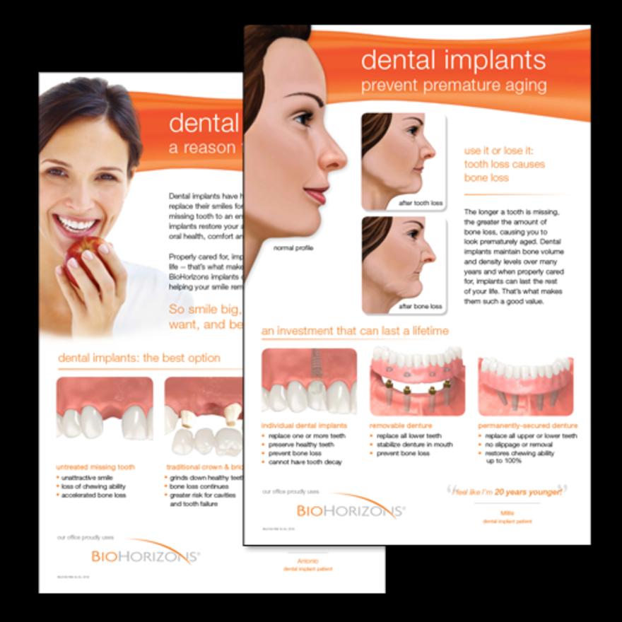 Dental Implants, patient education