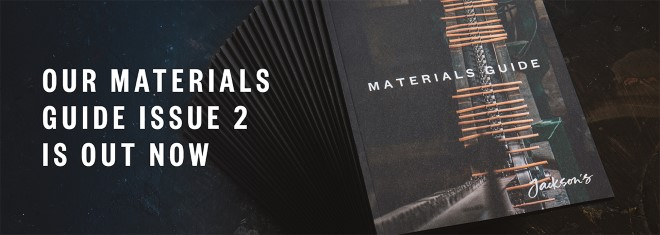 Materials Guide Issue 2 - Out Now