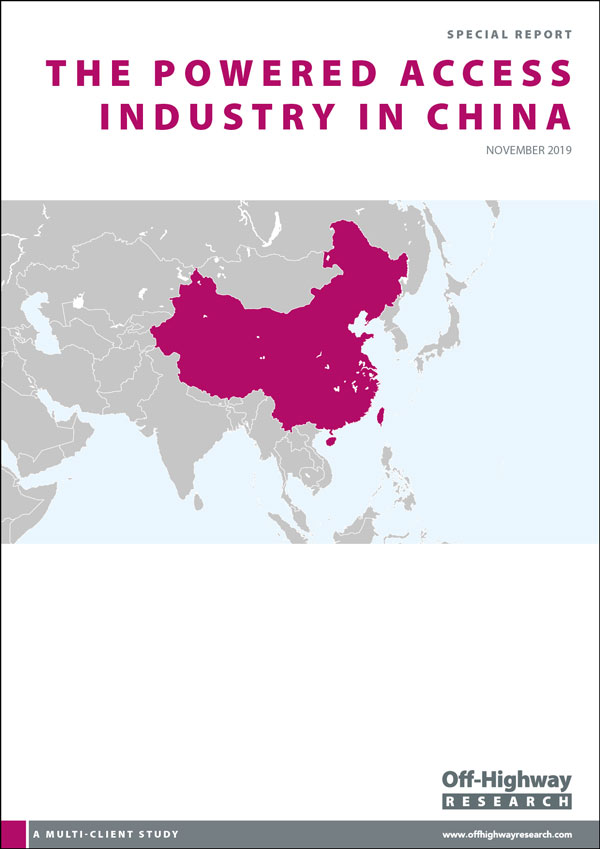 Powered Access China Report