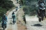 Stage Off-Road à moto