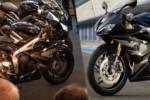 Nouveauté moto : Triumph Daytona 765 Moto2