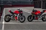 Ducati Streetfighter V4 et V4 S