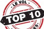 Le Top10 des vols de motos en France