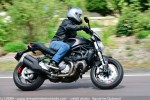 Essai Ducati Monster 821 Stealth