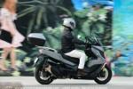 Essai maxi-scooter BMW C400GT