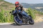 Essai suspensions WP Apex Pro sur Yamaha MT-09