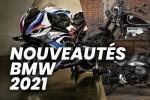 Nouveaut?s motos BMW 2021