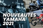 Nouveaut?s motos Yamaha 2021