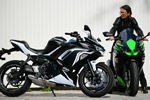 Essai Kawasaki Ninja 650 A2 et full