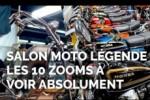 Vidéo : Salon Moto Légende 2019