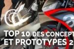 Vidéo : Top 10 des concepts et protos