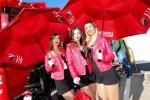 Diaporama : les umbrella girls de Valence