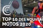 Vidéo : Top 10 des nouveautés motos 2020