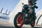 Essai moto Yamaha MT-03