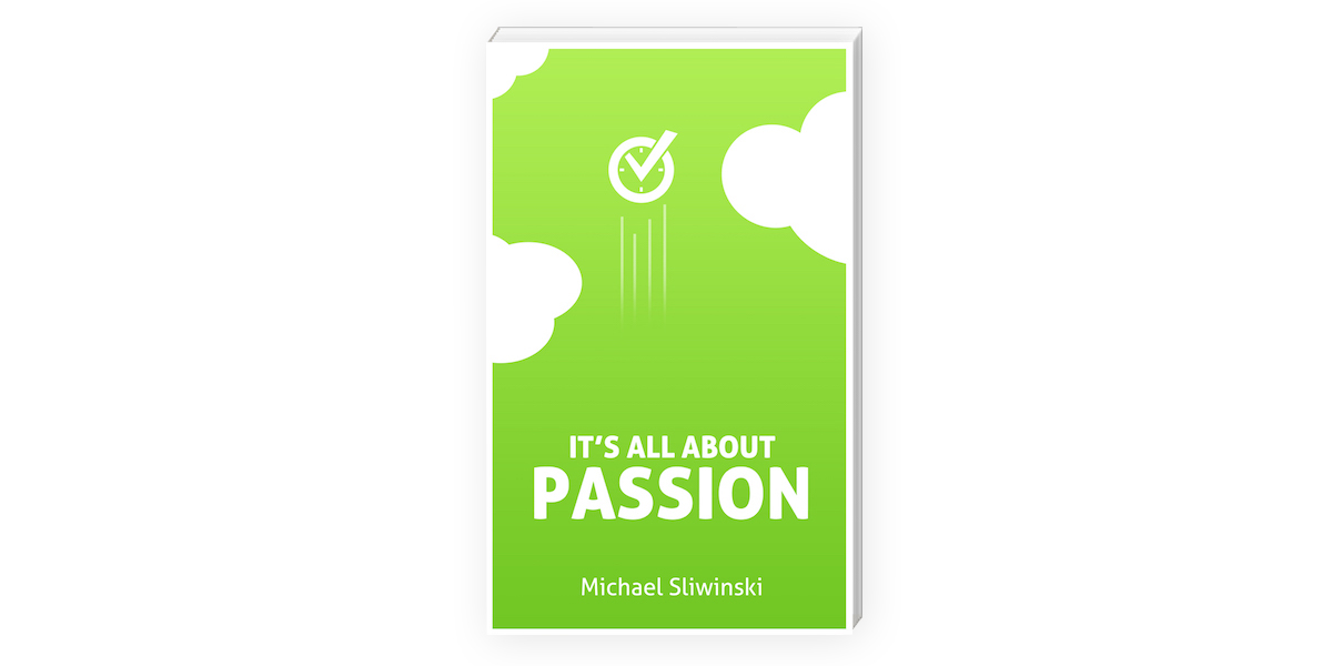 It's all about Passion book cover