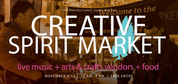 Creative Spirit Market 2019