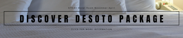Discover DeSoto Package