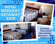 Cheaha Hotel Special
