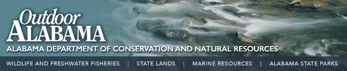 Alabama Department of Conservation and Natural Resources