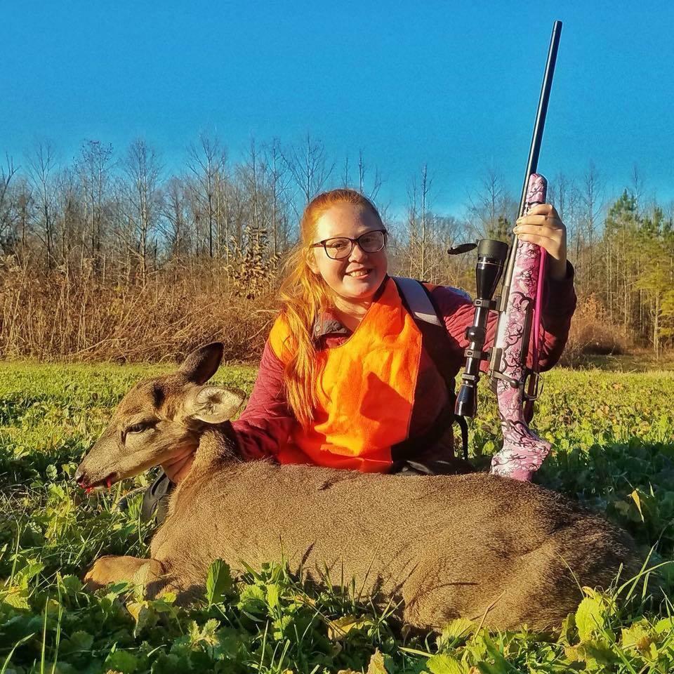 youth deer hunting