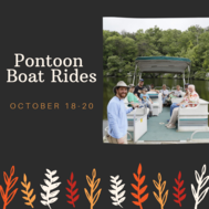 Pontoon Boat Rides