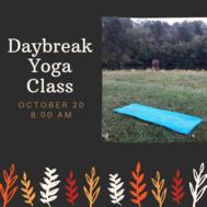 Day Break Yoga