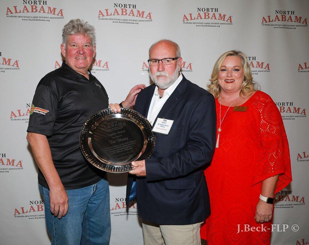 Legacy Award for Tim Haney