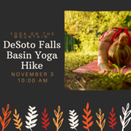 DSP Yoga Hike