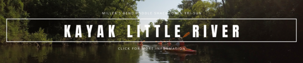 Kayak Little River